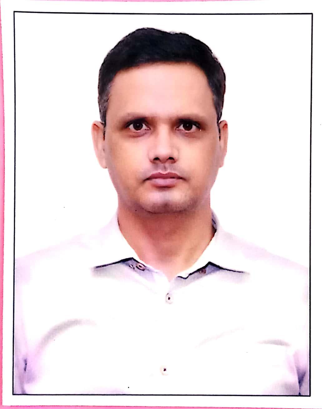Shri Ashok Kumar, IAS (AGMU:2006) Image