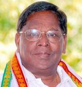 Shri. V. NARAYANASAMY Image
