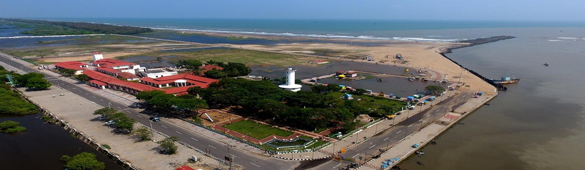 Karaikal Beach Image